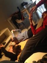 Recovery mode: Miranda, Kelly, Melissa