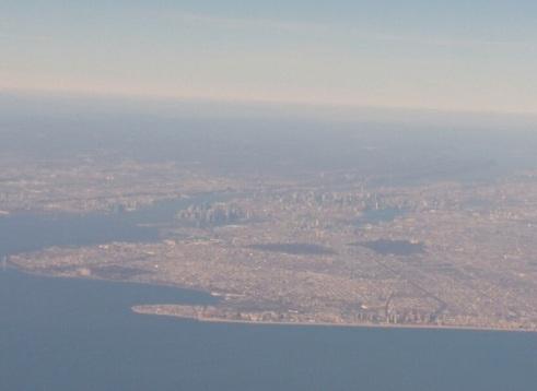 Bye NYC!