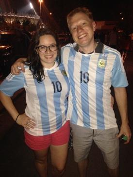 Twinsies (Me, Matt)