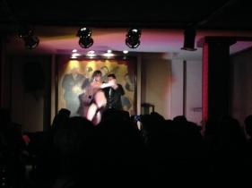 More tango