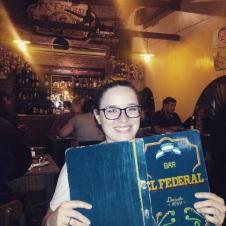 Bar El Federal!