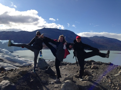 Posing. Arestia, Michelle, Ryan