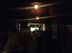 Speakeasy crawl