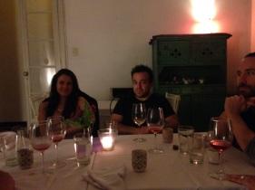 PTY Crew dinner at Casa Felix