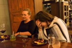 Gustu dinner: lots of laughs