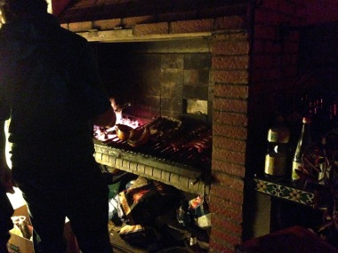 Asado at BA mansion