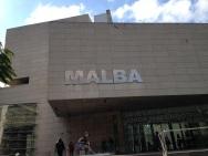Excursion to the MALBA