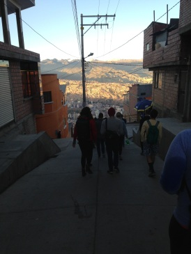Remote Year descends on El Alto