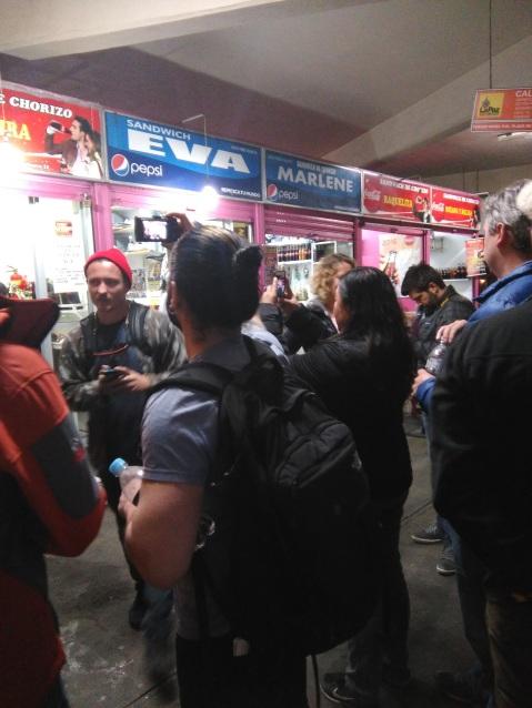 Street food tour: Remotes