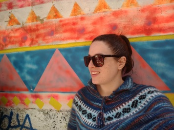 Bolivian street art
