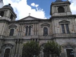Cathedral, La Paz