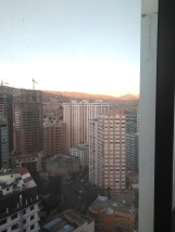 Amazing views from fellow Remotes' apartment