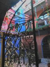 Calle Jaen courtyard