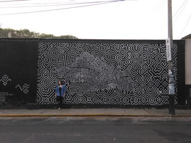 Street art, Lima