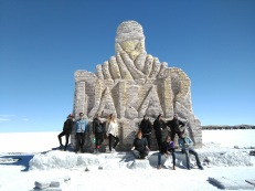 Salt Flats crew!