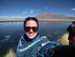 WHAT ARE FLAMINGOS DOING IN BOLIVIA?!