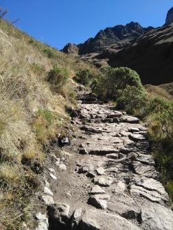 Stony Inca Trail