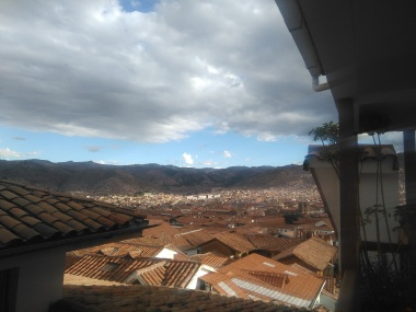 Coming home to a beautiful Cusco