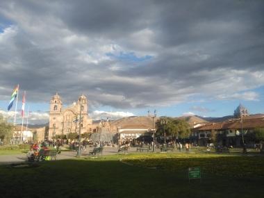 Plaza San Francisco, Cusco