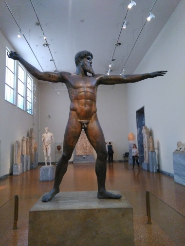 National Archeological Museum; Greek sculpture through the ages