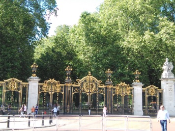 Gates at St. James' Park