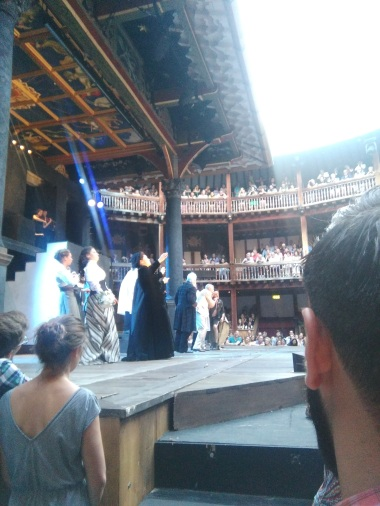 Shakespeare's Taming of the Shrew at The Globe
