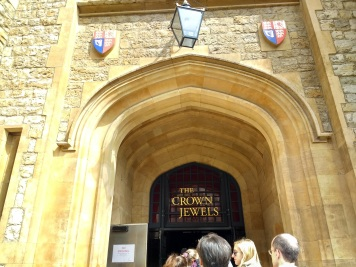 Visiting the Crown Jewels