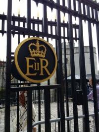 Queen Elizabeth II's emblem