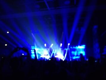 Disclosure concert!