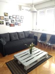 My adorable Belgrade apartment!