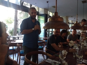 On our food tour with Uros of GastroBalkan, a highlight of the week!