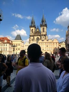 Old Square, Prague