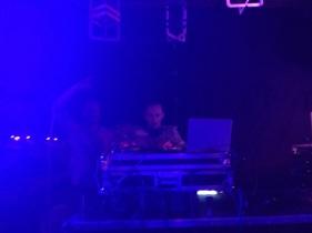 DJ Jaxeau (Jacek) on the 1's & 2's