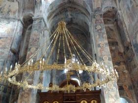 Studenica Monastery en route to Novi Sad with amazing 12th-century frescoes