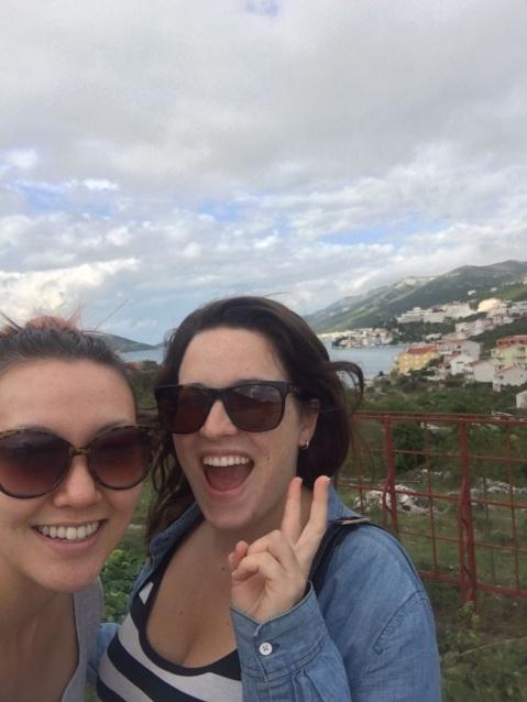 Pit stop in Bosnia!