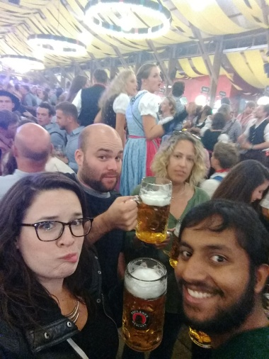 OKTOBERFEST: WHERE ARE WE?!