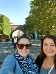 Exploring Munich with Kelly