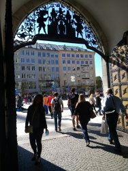 Kelly in Munich