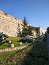 Belgrade Fortress: Tanks