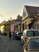 Cobblestone streets in Zemun