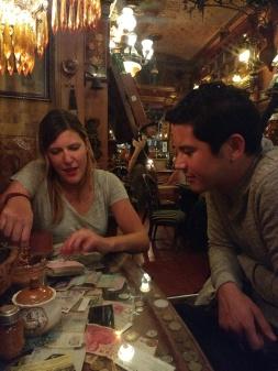 Bar brews at Zlatna Ribica