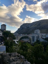 Stare Most in Mostar