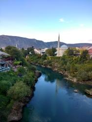 Beautiful views of the Balkans
