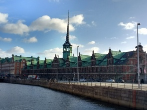 The architecture in CPH is stunning