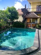Ubud: my Airbnb