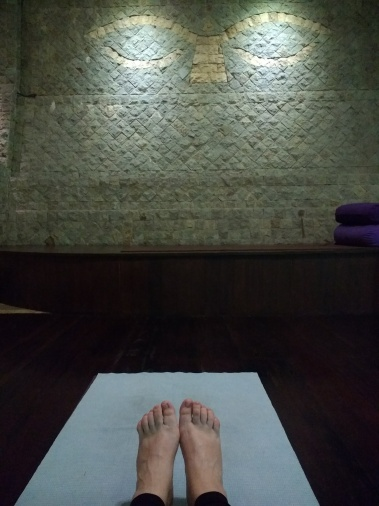 Yoga in Ubud