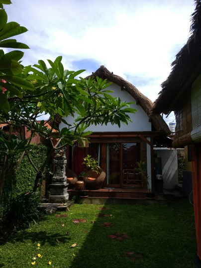 My bungalow in Canggu