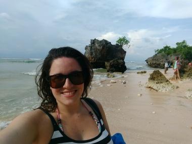 Bali beach hopping