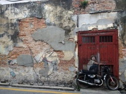 More Penang street art