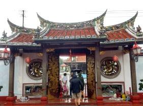Rainy day Malacca